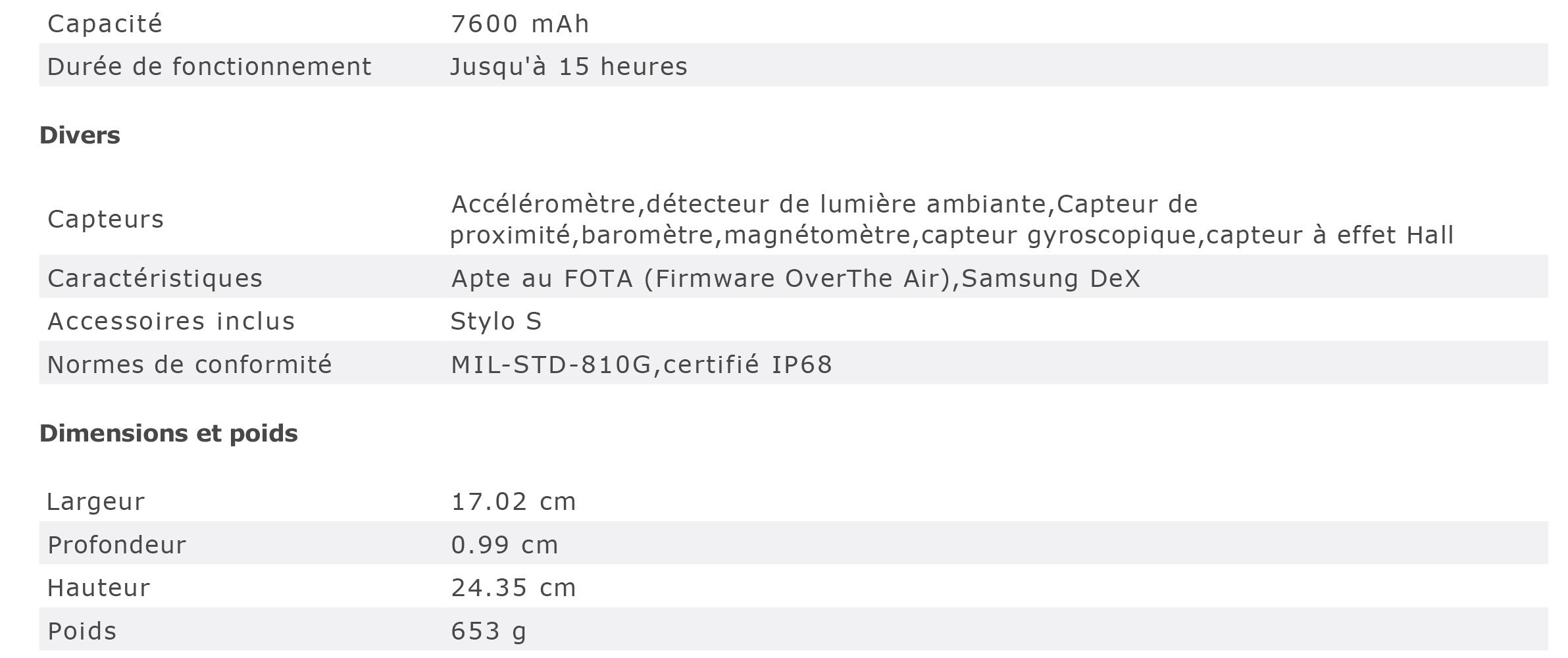 GPS TABLETTE NOMAD 10