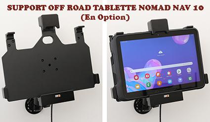 GPS TABLETTE NOMAD NAV 10 POUCES
