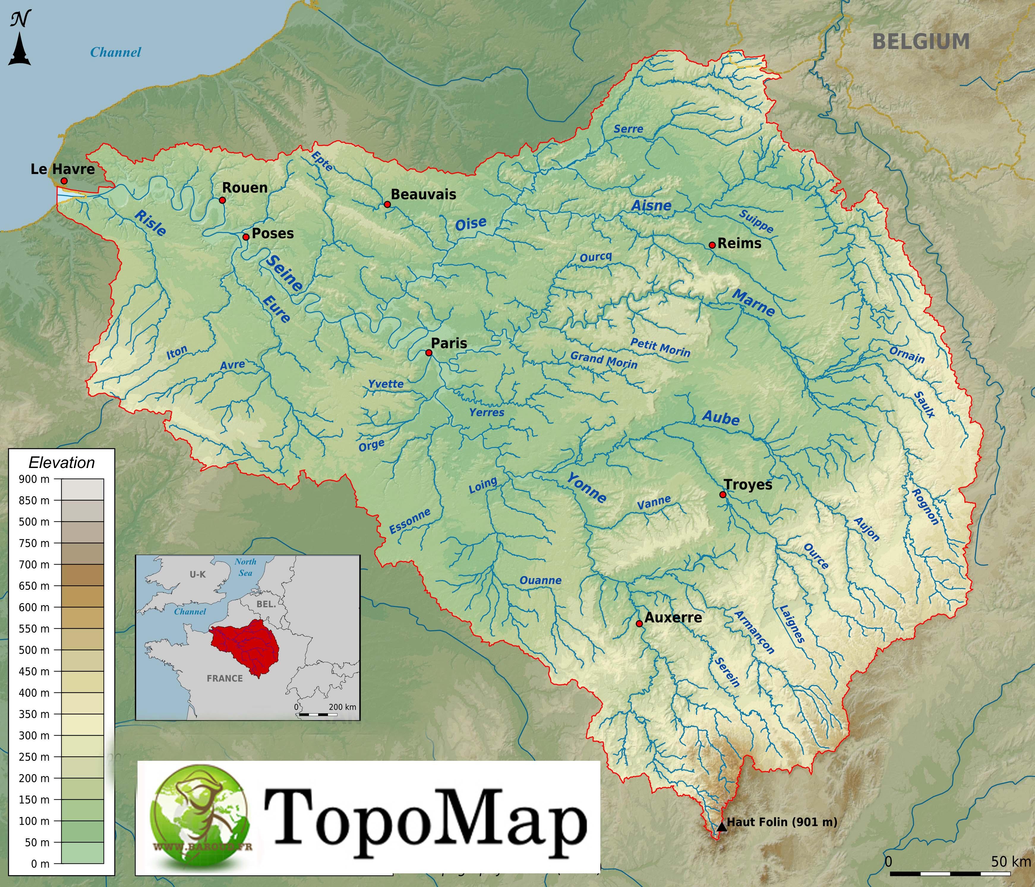 CARTE TOPO MAP GARMIN BELGIQUE