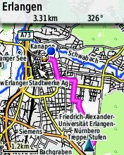 CARTES TOPOMAP POUR GPS GARMIN